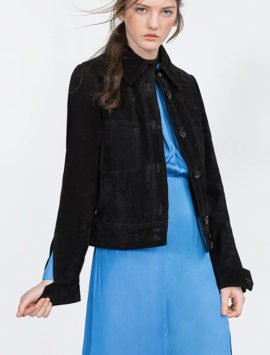 Jacket With Pockets